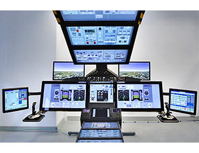 B737 800 Flat Panel Trainer