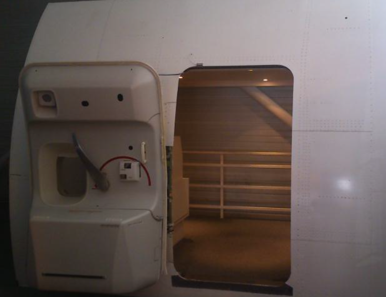Boeing 747 Door Trainer