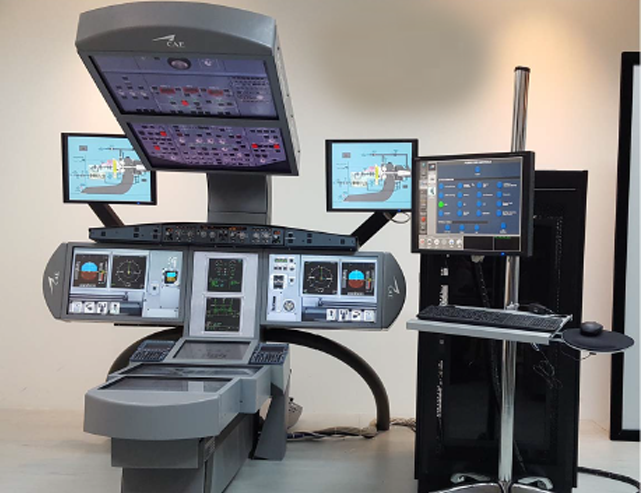 A320 Procedure Trainer