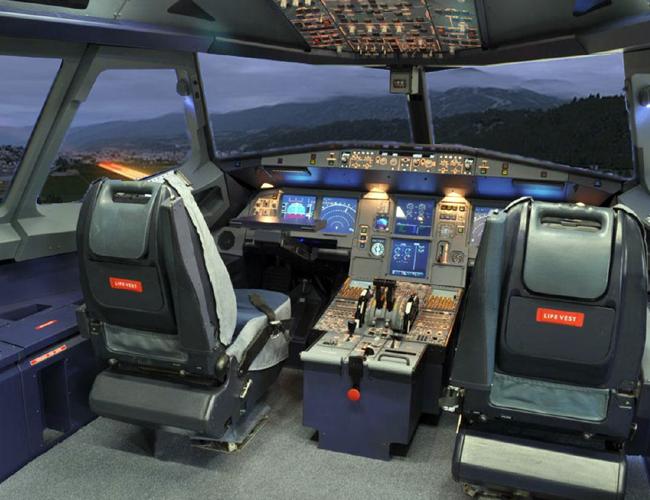 A320 FNPTII MCC & FTD1
