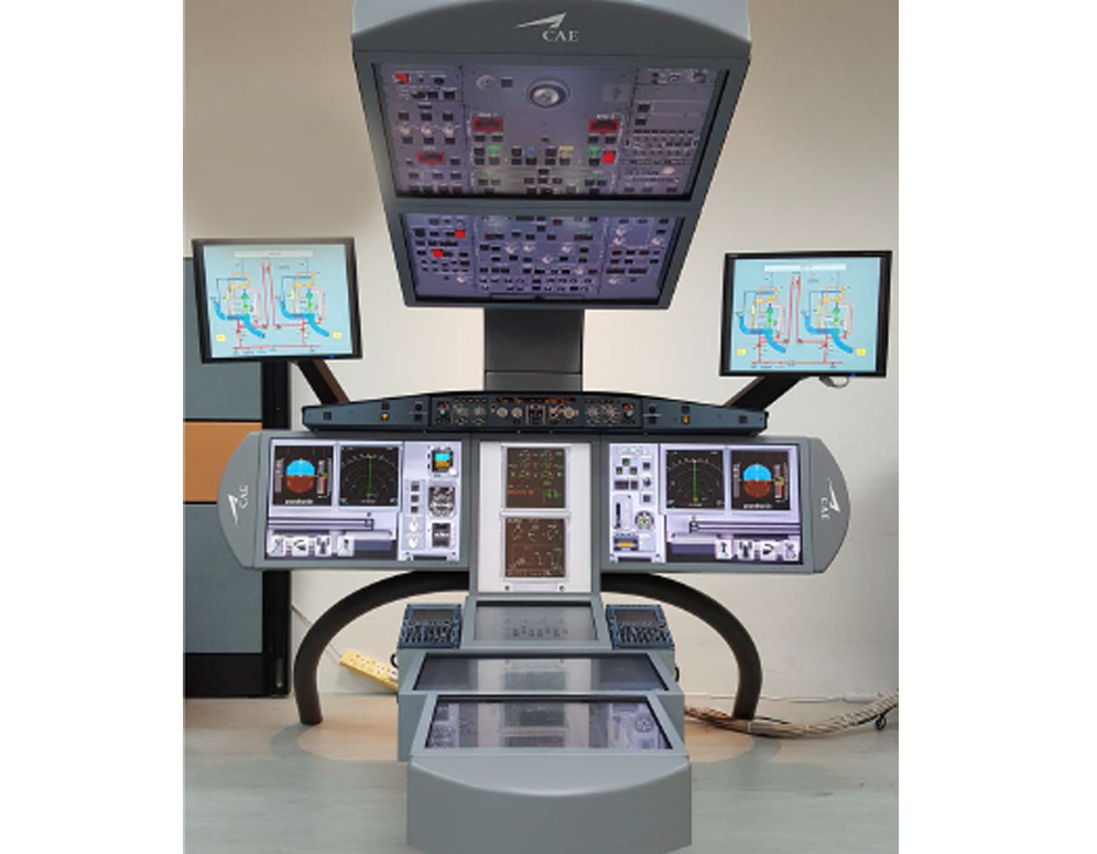A330 Procedure Trainer