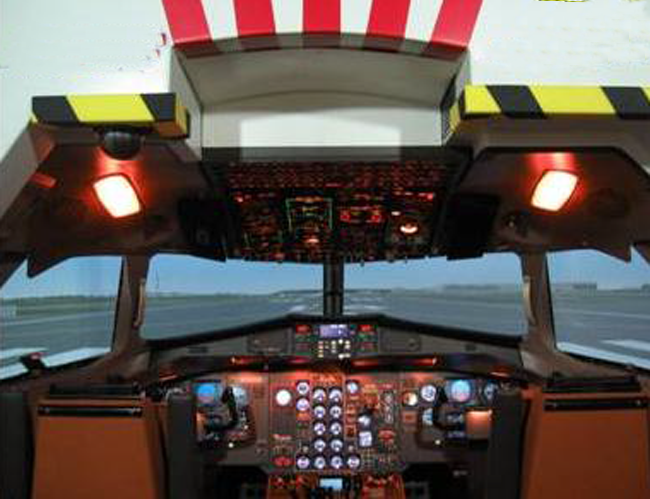 FSTD - Professional Flight Simulation Training Device for sale