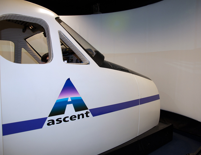 Ascent Fligh Trainer